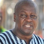 Mahama jab critics – You're hypocrites; you think NPP will be in power forever