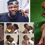 Fella Makafui surprises Medikal on Val's Day with expensive gifts (Video)