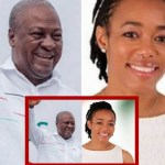 Mahama picks Rawlings daughter, Zenator as running mate?