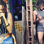 Meet the new buzzing Ghanaian dance-hall Empress, Sonia Martison, who is winning the hearts of many