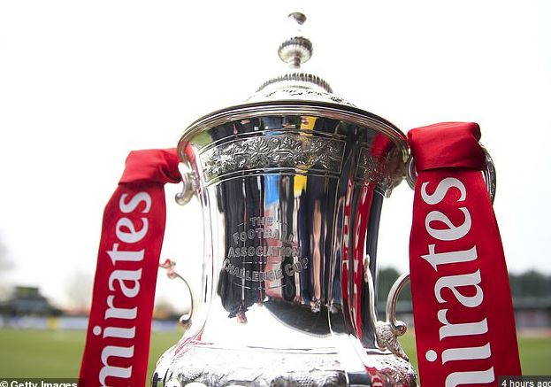 FA Cup Semi-final Fixtures Revealed [See Full Draw]