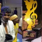 AMG Business signee, Mawuli Younggod bags 2 awards at Volta Music Awards 2019