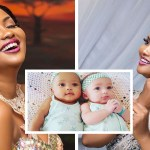 Nana Ama Mcbrown shares video of her baby bump