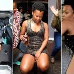 Pantless Zodwa Wabantu drops video for her new reality show