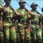 Soldiers Demand Free Sex As Reward for Removing Mugabe
