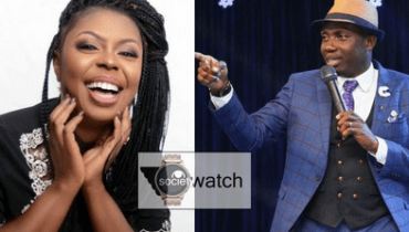 Video: Afia Schwar Teases Counselor Lutterodt Over Claims That His Wife Has Left Him
