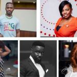 Top 5 most influential Ghanaian celebrities who have kept clean sheets throughout their career despite criticisms