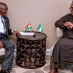 Ghana And Nigeria Politicians Collaborate On How To Do Away With Corruption