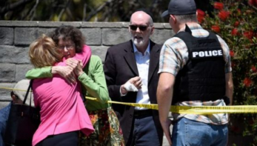 Horror: Gunman Opens Fire At Synagogue Church Killing Worshippers