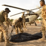 So Sad: Helicopter Blade Kills Air Force Officer In Lagos