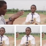 Meet 17 Year Old Boy Who Has Built A Powerful Drone That Uses Solar [Photos]