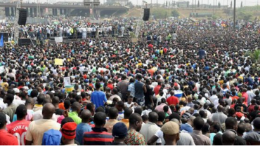 Breaking News: Nigerian Population Hits 201 Million