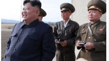 "Checkout North Korea ""Test Fire Shot-Range Missiles"" For The First Time Since 2017"