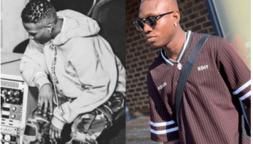 Checkout What Davido's Boy, Zlatan Ibile And Wizkid Are Doing To Each Other On Instagram