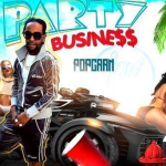 Download Mp3: Popcaan – Party Business [Checkout]