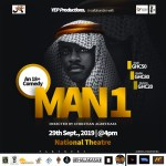 EVENT: #MAN1 scheduled for Sunday, September 29th