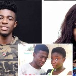 """Frank Naro reveals """"Big Secret"""" about his intimate relationship with Maame Serwaa (video)"""