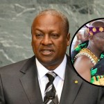 I will go to Otumfuo and apologize when he returns to Ghana- Mahama declares