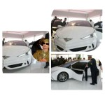 Checkout the $2.8million fastest car Gaddafi build before he died - the Libyan Rocket