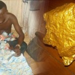 Sakawa Boy Sell Stone As Gold To Whiteman For $100,964 US Dollars