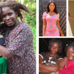 Throwback photos of Maame Serwaa and Yaa Jackson on set amaze fans