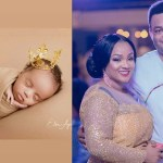 Kwadwo Safo Jnr Shares Photos of Baby Boy Who Was Born on His Father's Birthday