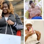 Tracey Boakye joins Shata Bandle as the latest celebrities to flaunt the new iPhone 11 Pro