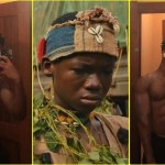 Abraham Attah, has left many in disbelief with his new photos