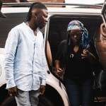 Love is a beautiful thing indeed; See as Stonebwoy eulogizes his wife Dr. Louisa