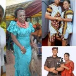 Wedding photos of the Roman Sister who quit to marry police officer surfaces online