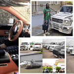 Another look at the wealth of Emmanuel Adebayor! Private jet, cars, mansions and more
