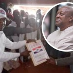 Mahama's son picks NPP forms to contest Yendi Constituency