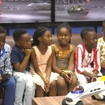 7 Kids Invents App Controlled Aeroplane Car in Ghana