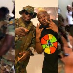 Medikal's Military Friends storms his house for Security at the Engagement Ceremony with Fella Makafui (VIDEO)