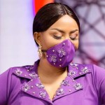 Nana Ama McBrown is Giving out $20,000 to her Fans to Celebrate her 4 years after Surviving Accident