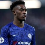 Chelsea star, Hudson-Odoi arrested at 4am for breaking lockdown rules after linking up with model he met online