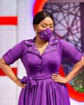 Haters, stop throwing stones at me - Nana Ama Mcbrown cautioned