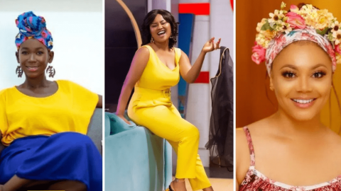 8 Ghanaian Actresses Worthy Of Hollywood