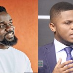 Sarkodie blasts Sammy Gyamfi for politicizing 'George Floyd's death