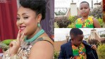 Matilda Asare flaunts her son for the first time