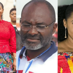 The Only Money Adwoa Safo Takes From Me Is School Fees For My Two Kids – Kennedy Agyapong Reveals