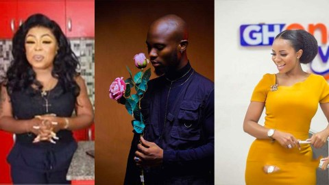 King Promise gave Serwaa Amihere a Range Rover he got on credit- Afia Schwar insinuates