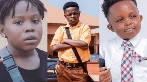 Check out the real names and ages of these diminutive Ghanaian actors & actresses
