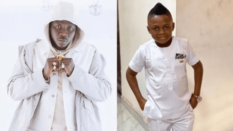 Stonebwoy Celebrates One Of His Favorite Actors, Yaw Dabo As He Shows Him Love One Social Media