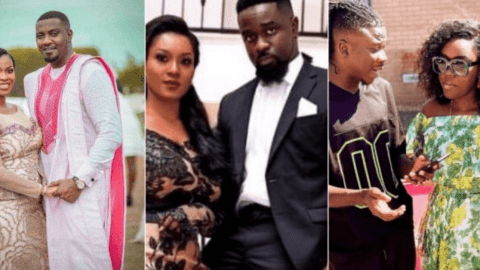 5 male celebrities and their Pretty wives (photos)