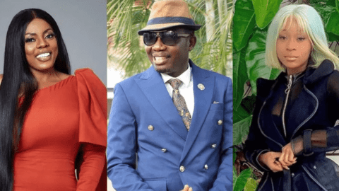 Nana Aba Anamoah And Efia Odo Descend Heavily On Counselor Lutterodt For Over His Rape Victims