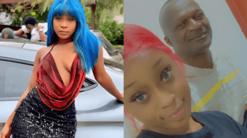 Efia Odo Coils Back To Her Dad As She Shows Him Off And Takes Steps To Mend Their Broken Pieces