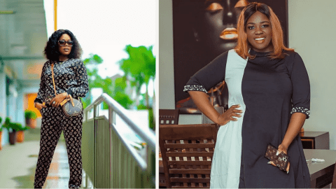 Tracey Boakye Finally Names Mzbel As The Lady She's Sharing The Same Man With