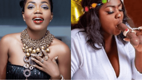 Tracey Boakye Has Exposed Her Fake Lifestyle In Her Quest To Tarnish My Image- Mzbel