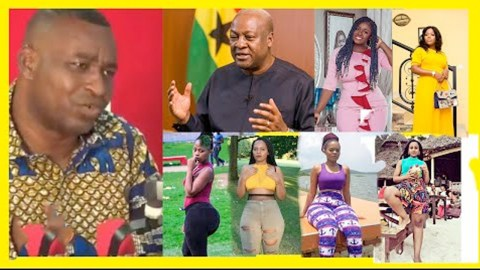 11 girls came to me claiming Mahama dissapointed them – Wontumi